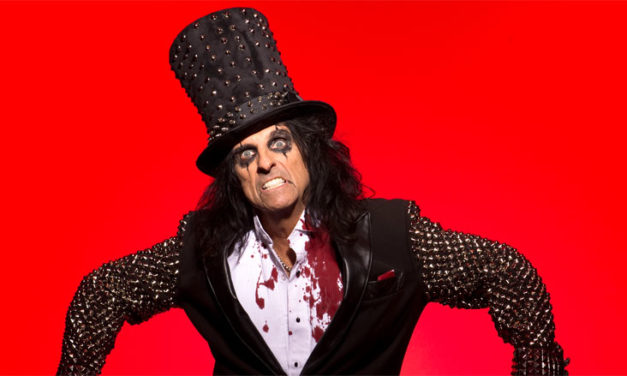 Alice Cooper shares cover of early Bob Seger track