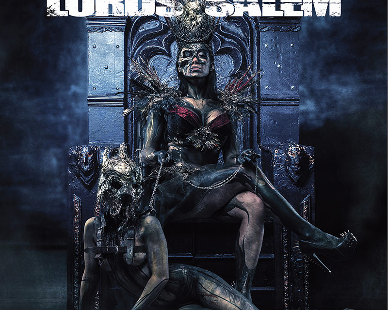 LORDS OF SALEM neue EP Hell Over Salem