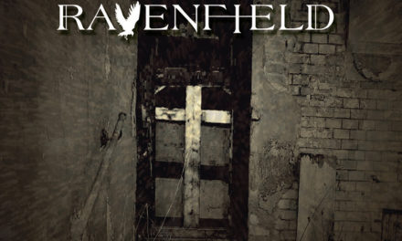 RAVENFIELD  Dark Rock  Album Faith And Fall