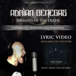 First single from the solo album of Adrian Benegas released
