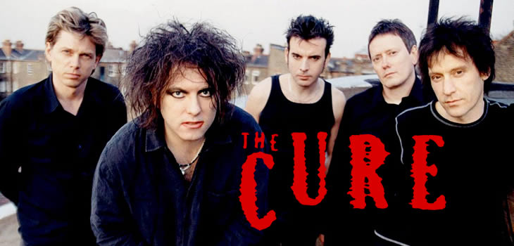 The Cure video Want performed at Metldown