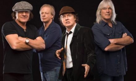 AC/DC REUNITE WITH BRIAN JOHNSON & PHIL RUDD