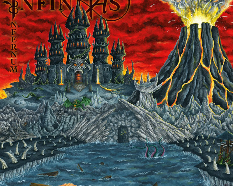INFINITAS Folk Heavy Metal from Switzerland new album out on  6 Dezember
