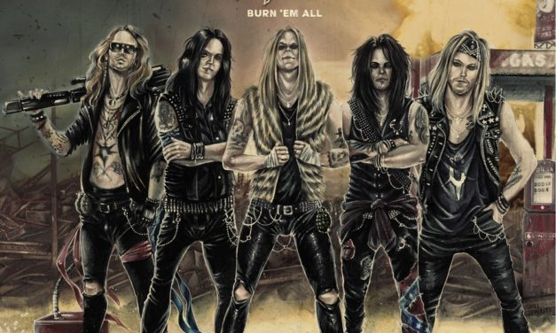 Confess – details of Burn 'em All unveiled