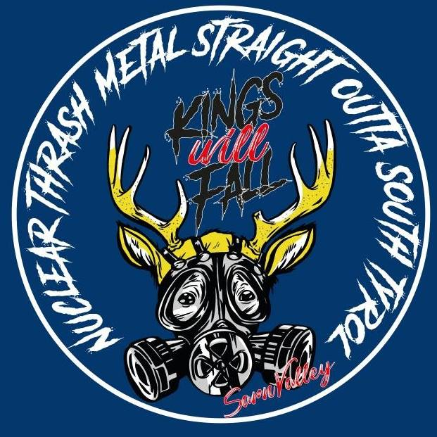 Kings Will Fall – Thrash Metal from the alps