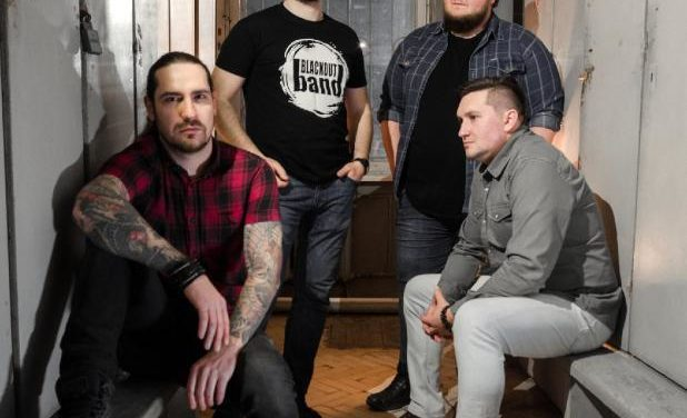Cover band progetto Blackout da Vitebsk – Belarus