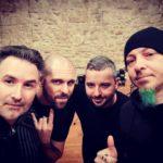 Technical Metal band Temno