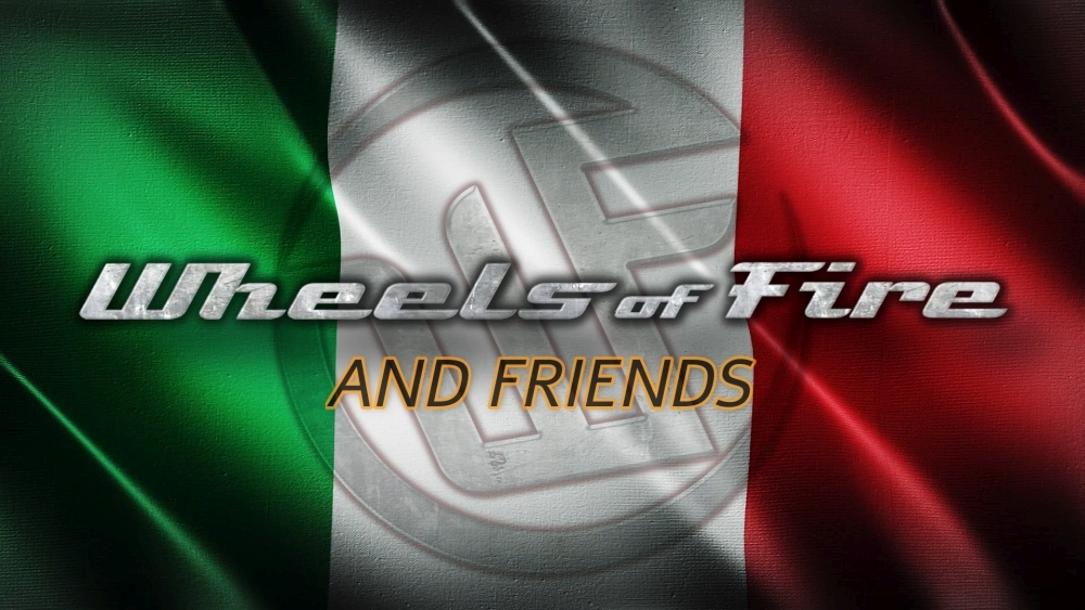 Wheels Of Fire and friends together with music against coronavirus