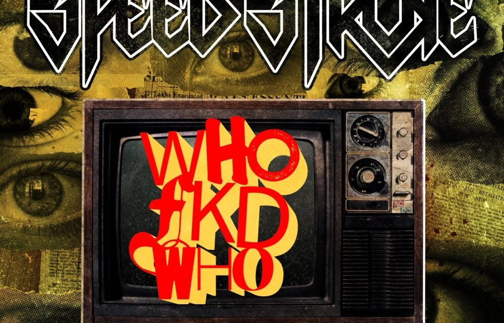 LYRIC VIDEO OF SPEED STROKE WHO KFD WHO OUT