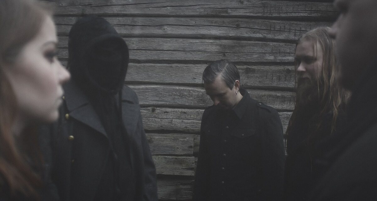 Folk influenced black metal band Hiidenhauta released a new music video