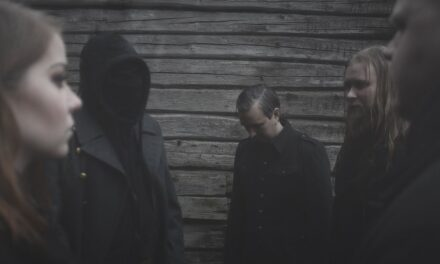 Folk influenced black metal band Hiidenhauta released a new music video