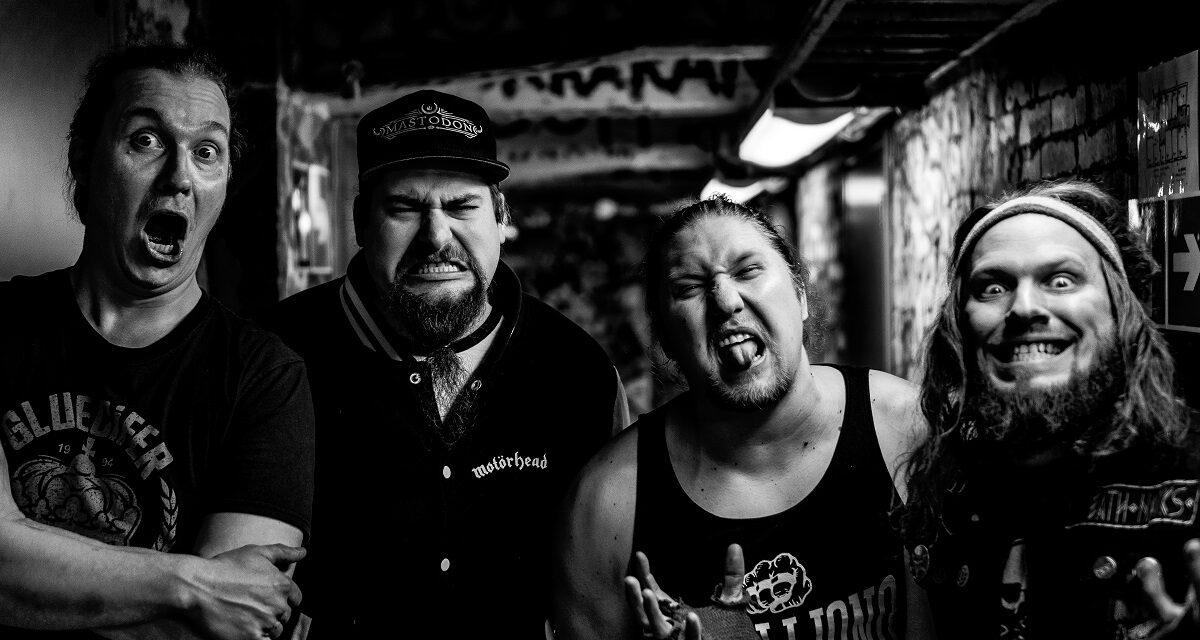Turborock band Grillijono K.O. released a new single