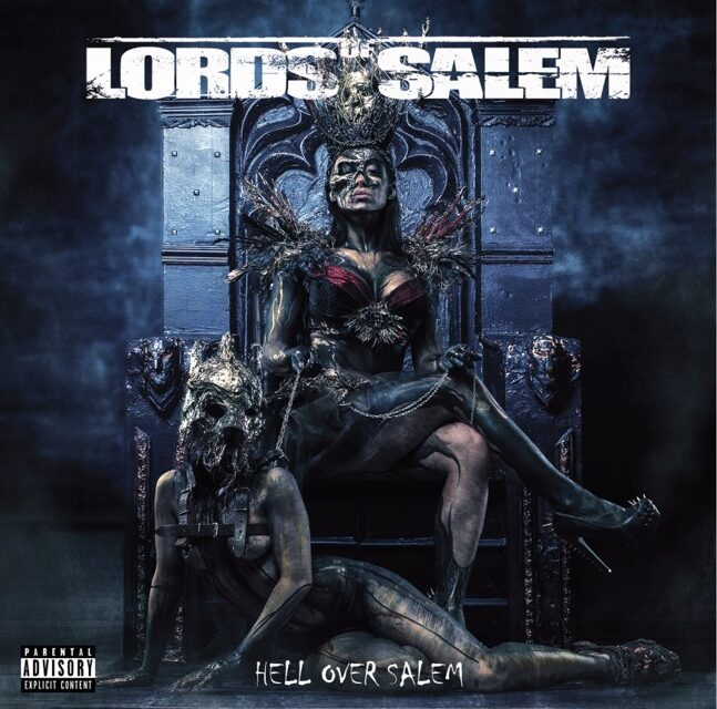 LORDS OF SALEM release a new Lyric Video for the song Zombie Monkey Woman