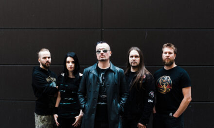 Amoth from Finland releases a new song and video