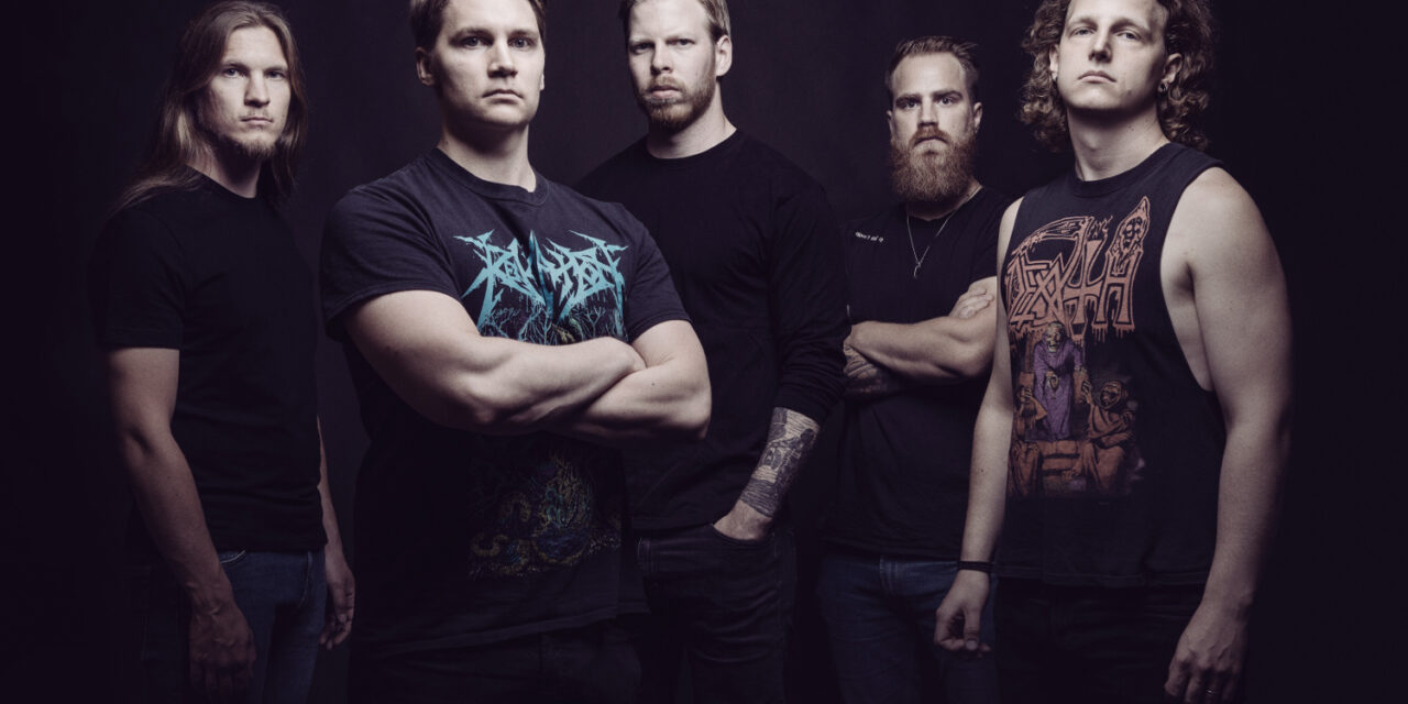 Finnish death metal band Omnivortex released first single from their upcoming debut album