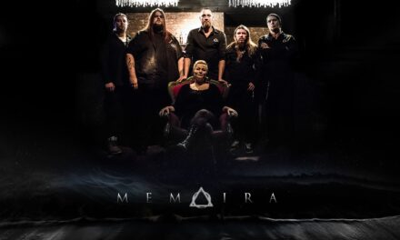 Memoira released a new single & music video Shooting Star from their upcoming third album