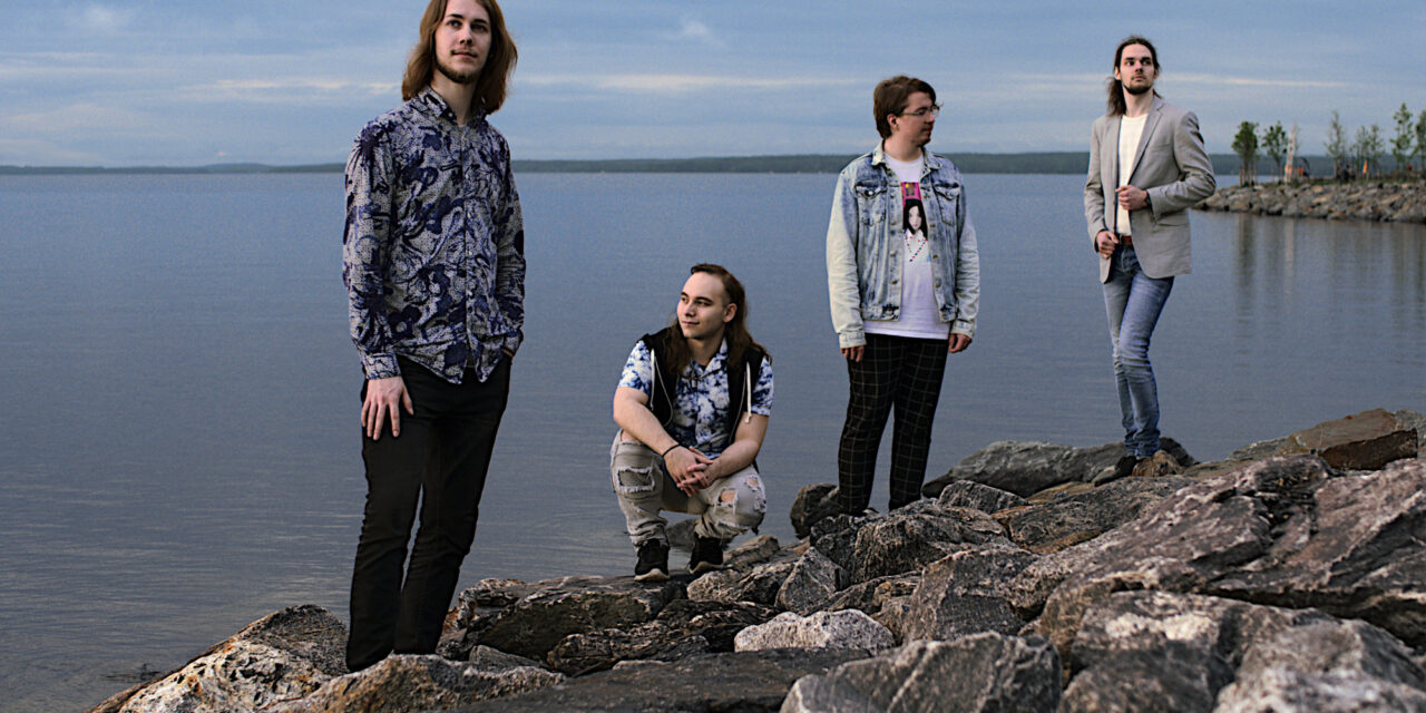 Finnish External bends genres on their futuristic new single