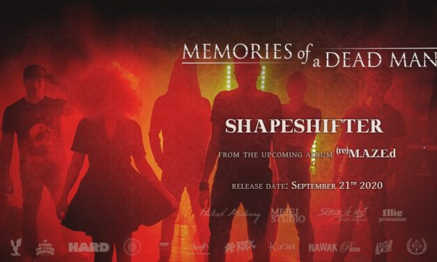 Memories Of A Dead Man Shapeshifter
