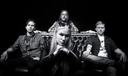 Finnish Melodic Hard Rock band Jo Below released a new single