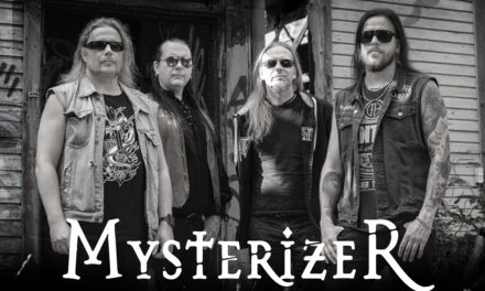 Finnish melodic heavy metal band Mysterizer released a new single and music video