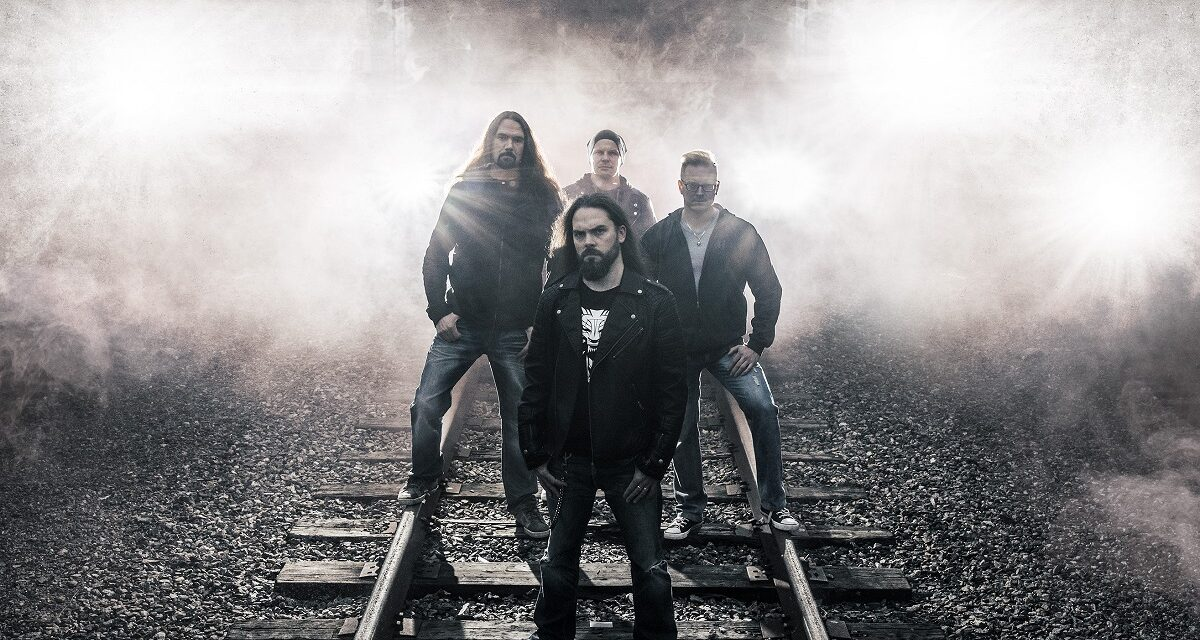 Dead End Finland released a new single from their upcoming EP release