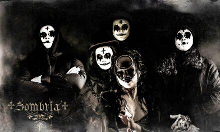 Melancholic dark metal band Sombria