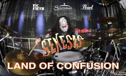 WELICORUSS Drummer Covers GENESIS