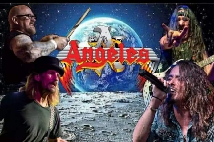ANGELES Working On New Album