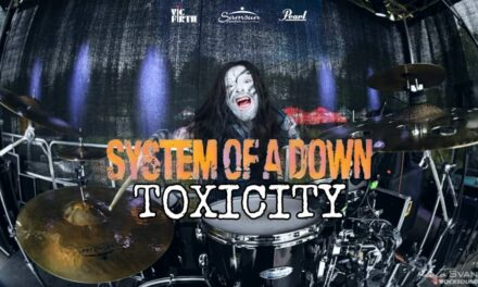 WELICORUSS Drummer Covers SYSTEM OF A DOWN
