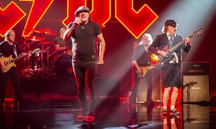 AC/DC is officially back