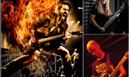 RON THAL BUMBLEFOOT and more Joining ACT OF DENIAL