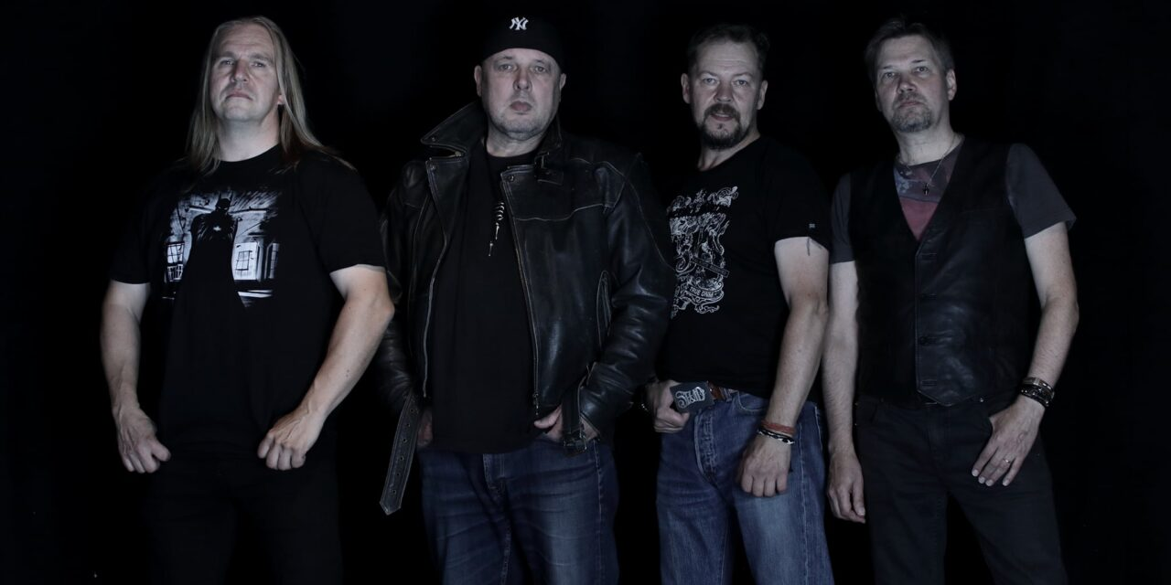 Finnish hard'n heavy rock band STUD