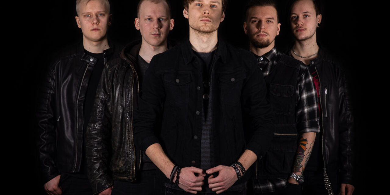 Finnish melodic metal band Everture