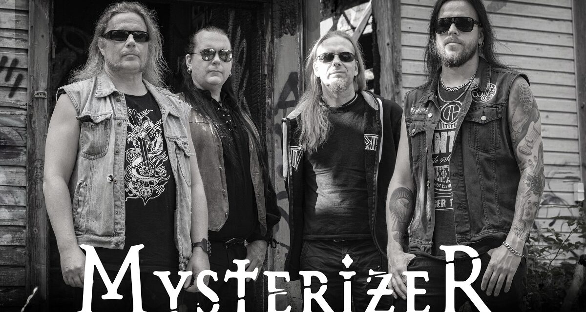 Finnish melodic heavy metal band Mysterizer