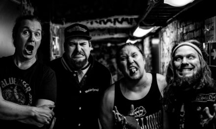 Turborock band Grillijono K.O. released a second single and music video