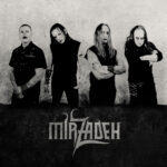 Finnish dark metal band Mirzadeh
