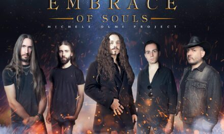Embrace of Souls reveals cover and tracklist