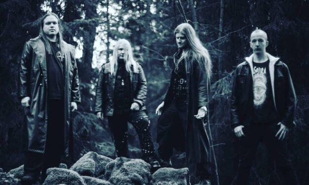 Finnish symphonic extreme metal band Abstrakt