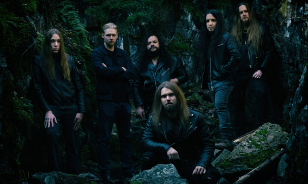 Mexican-Finnish melodic death metal band Ulthima