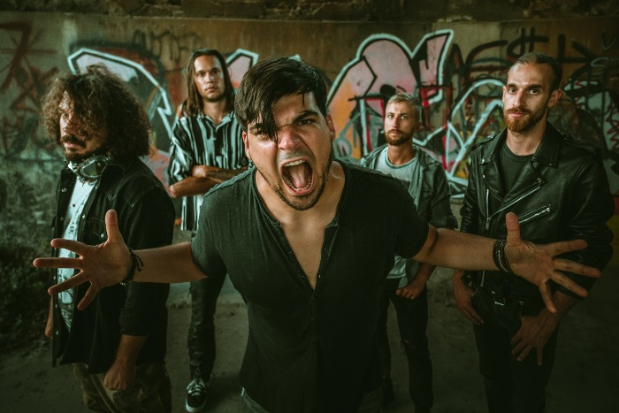 Italian metal band MADDOX