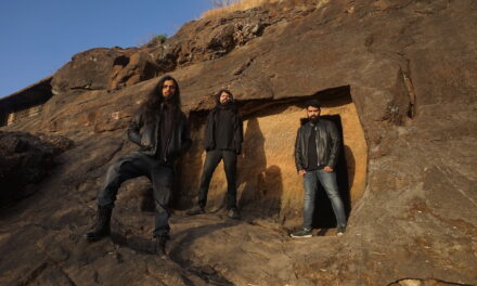 Dead Exaltation Indian prog-tech death metal band